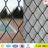 fashion Decorative Crimped Chain Link Wire Mesh