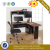 L Shape Office Furniture Wooden Computer Office Desk (NS-ND056)