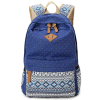 Girl School Bags for Teenagers Cute DOT Printing Canvas Women Backpack Mochila Feminina Casual Bag School Backpack