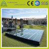 Aluminum Transparent Acrylic Plexiglass Outdoor Performance Stage