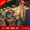 USA Hot Sale Stainless Steel Red Copper Ethanol Distillation Equipment