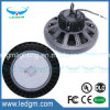 2017 Newest UL Philips SMD Meanwell Driver 80W 100W 120W 150W 200W UFO Suspended LED High Bay Light