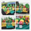 Children Zoo Park Castle Inflatable Bouncer Slide Combo/Inflatable Animal Funcity