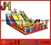 Amusement Theme Park Inflatable Bouncer Slide Castle Combo