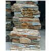 Quartzite Cement Slate Wall Panel Cultured Stone for House