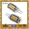 LED Bulb DC 12V 9SMD 5050 G4