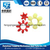 Coupler Sealing Cushion Elastomer Plum Blossom PU Claw Mat
