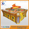 Fire Kirin King of Teasures Fishing Game Machine with Luxury Cabinet