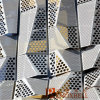 Round Holes Aluminum Perforated Panel for Facade