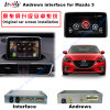 Auto Upgrade 1080P Multimedia Andriodgps Navigator for (14-16) Mazda3