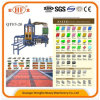 Sidewalk Pavement Brick Machine Paver Interlock Block Machine for Indonesia
