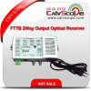 High Level 2 Way Output CATV FTTB Optical Receiver