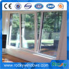 Thermal Break Insulation Aluminium Window and Door with Double Glass