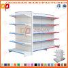 Factory Customized Iron Supermarket Gondola Shelving (Zhs290)