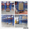 Radio Shuttle and Satellite Pallet Rack