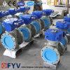 Venturi Lubricated Pressure Balance Plug Valve