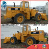 40hq-Container-Shipping Front-Discharging USA-Export Original 3~5cbm/20ton Yellow-Coat Caterpillar 966D Wheel Loader