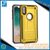 Phantom Series Shockproof Cell Phone Case for iPhone X