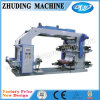 2016 New Product Flexo Printing Machine 4 Color Made in China