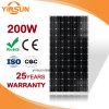 200W Monocrystalline Solar Panel for Solar