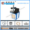 30W Fiber Laser Marking Machine with Rotary System for Carving