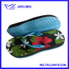 2016 High Heel EVA Flip Flops with Flower Print
