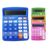 12 Digits Dual Power Desktop Calculator with Optional Gt&Mu Function (LC246)