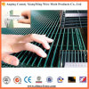 Steel Security Fencing 76.2X12.7mm Mesh Security Fencing Anti Climb Fence China