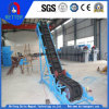 DJ Type Large Angle Vertical Sidewall Belt Conveyor for Coal Aggregate