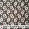 Soft Black Nylon Lace Fabric for Clothing (M5249)