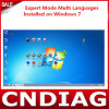 2015.02 Icom Rheingold Software for BMW with Expert Mode Multi Languages Installed on Windows 7