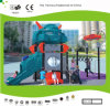 Kaiqi Small Cool Robot Themed Children′s Playground (KQ30125A)