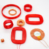 Custom Wound Coil Air Wound Coil Wire Wound Inductor (wire winding coil)