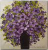 Modern Flower Oil Painting on Canvas (FL1-057)