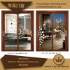 Aluminum/Aluminium Sliding Door Model Z-051~052