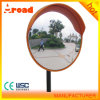 PC and PP Orange Round Road Convex Mirror