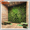 New Style Artificial Plastic Indoor Decoration Green Grass Wall
