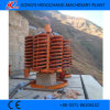 Gravity Spiral Chute Separator with Best Design