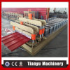 Steel Building Material Corrugated Metal Roof Tile Making Machine
