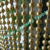 8mm Colorful Steel Bead Chain Curtain