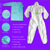 Polypropylene Nonwoven/SMS/PP+PE/Medical/Hospital Patient/Polyethylene/PE/CPE/PP Disposable Surgical Gown, Disposable Isolation Gown, Disposable Surgeon Gown