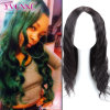 Natural Brazilian Human Hair Dreadlocks Wig Lace Front Wig