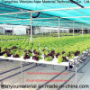 Square PVC Hollow Pipe for Hydroponic Application