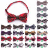 Plain/Printed/Woven Polyester Bow Ties