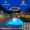Waterproof IP65 Energy Saving Solar Wall Lamp for Outdoor Using