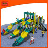 Residential Plastic Outdoor Playground Equipment (5209A)