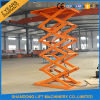 1t-30t Warehouse Scissor Cargo Lift Hydraulic Cargo Elevator for Warehouse