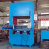 Rubber Hydraulic Hot Press / Rubber Flooring Tile Machine