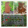 Rust Design Metal Wall Art, Garden Yard Laser Cut Art, Metal Sculpture, Garden Decor, Gardencut-002