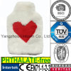 SGS Valentine′s Gift Hot Water Bottle Plush Cover